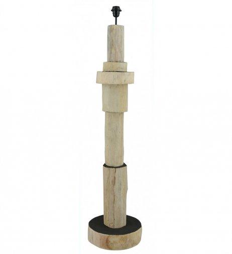 Floor Lamp York Natural Wood Toplicht Toplicht