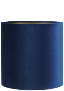 Cilinder - San Remo 14 dark blue on gold
